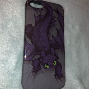 How To Train Your Dragon Toothless iPhone 5 case